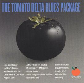 Various Artists - Tomato Delta Blues Package