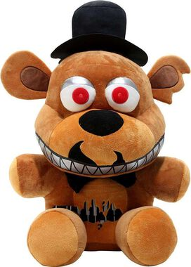 Exclusive Five Nights at Freddy's Nightmare Freddy Funko 22-inch Plush
