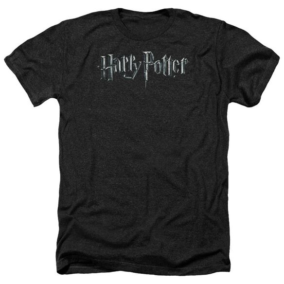 Harry Potter Logo Adult Heather