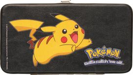 Pokemon Pikachu Leap Clutch Wallet