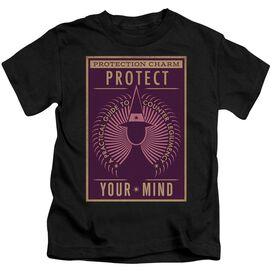 Fantastic Beasts Protect Your Mind Short Sleeve Juvenile T-Shirt
