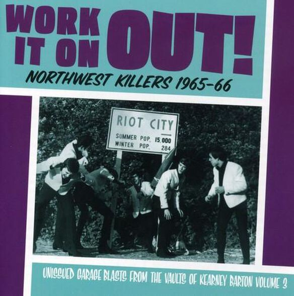 Northwest Killers 3: Work It On Out / Various