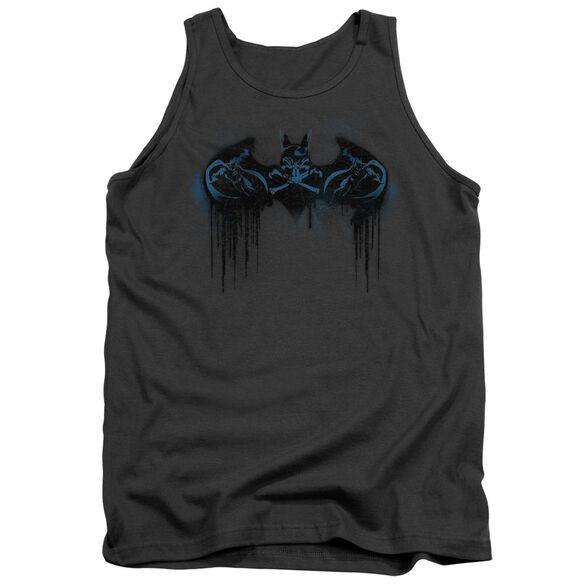 Batman Run Away Adult Tank