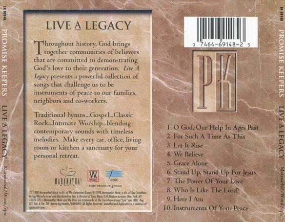 Live A Legacy 0498