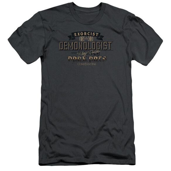 Constantine Demonologist Short Sleeve Adult T-Shirt