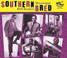 Various Artists - Southern Bred 3