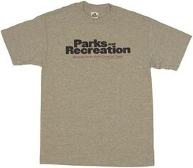Parks and Recreation Grow T-Shirt