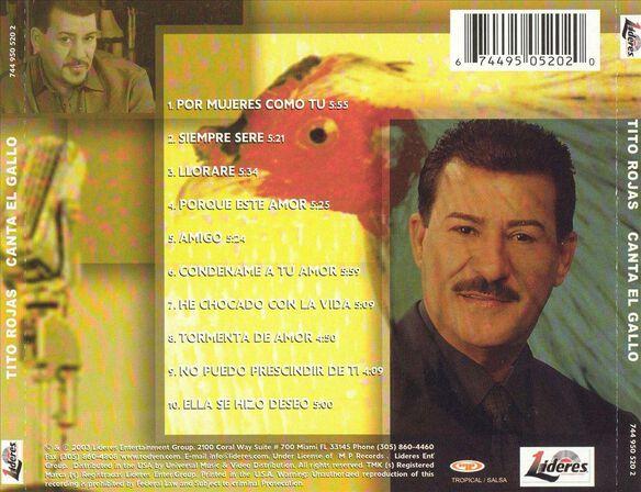 Canta El Gallo 0703