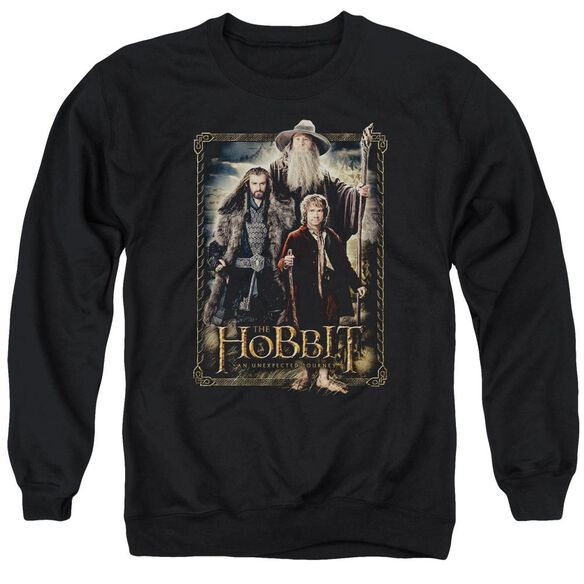 The Hobbit The Three Adult Crewneck Sweatshirt