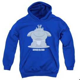 Bring It On-youth Pull-over Hoodie - Royal