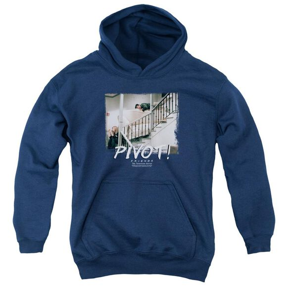 Friends Pivot Youth Pull Over Hoodie
