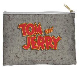 Tom And Jerry Logo Accessory