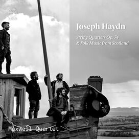 Haydn/ Maxwell Quartet - String Quartets 74