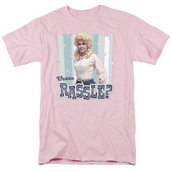 Beverly Hillbillies Wanna Rassle Short Sleeve Adult T-Shirt