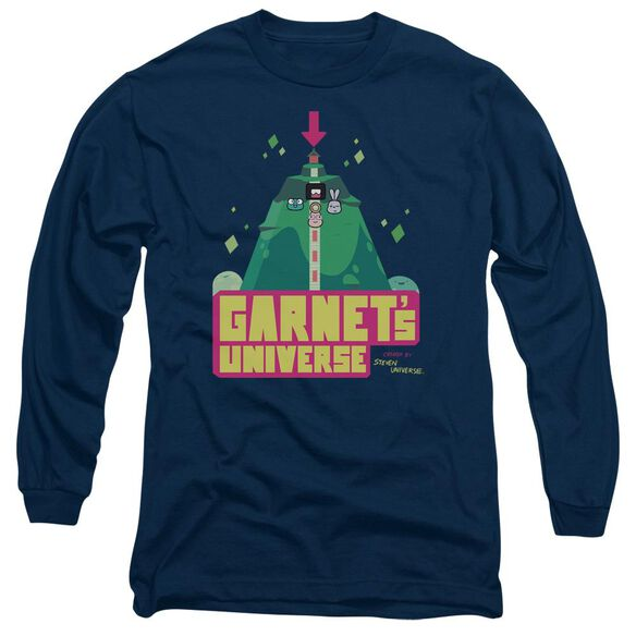 Steven Universe Garnets Universe Long Sleeve Adult T-Shirt