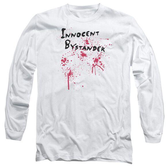 Innocent Bystander Long Sleeve Adult T-Shirt