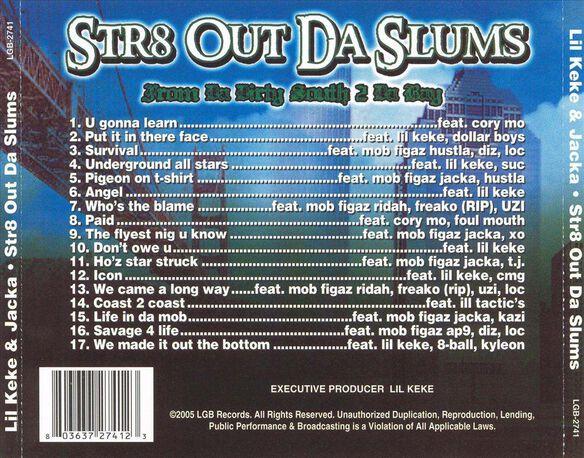 Str8 Out Da Slums 0605