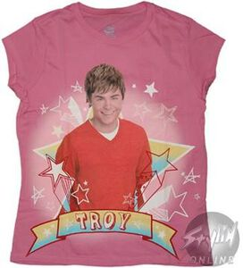 High School Musical Troy Tween T-Shirt