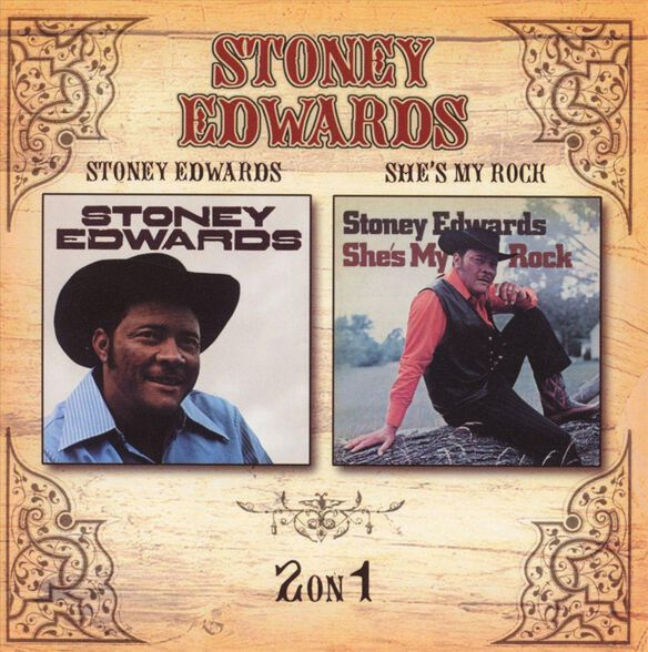Stoney Edwards/She's 1005