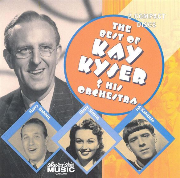 Best Of Kay Kyser And 500