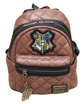 Harry Potter Hogwarts Crest Mini Backpack