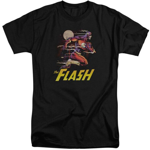 Jla City Run Short Sleeve Adult Tall T-Shirt