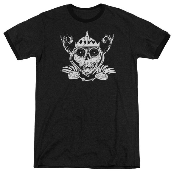 Adventure Time Skull Face Adult Ringer