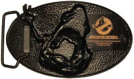 Ghostbusters Slimer Belt Buckle