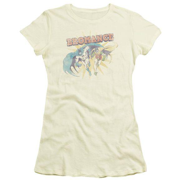 Dc Bromance Short Sleeve Junior Sheer T-Shirt