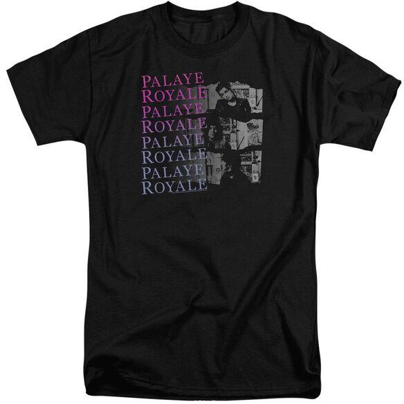 Palaye Royale Torn Short Sleeve Adult Tall T-Shirt