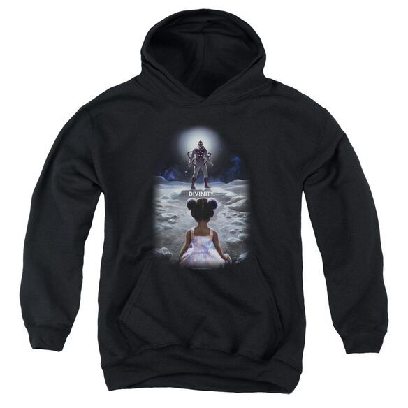 Valiant Divinity Child Youth Pull Over Hoodie