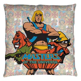 Masters Of The Universe Heroes Throw