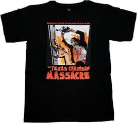 Texas Chainsaw Massacre Real T-Shirt