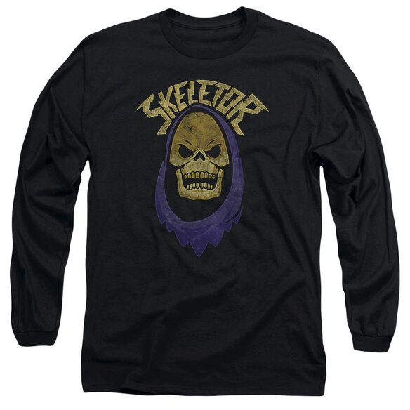 Masters Of The Universe Hood Long Sleeve Adult T-Shirt