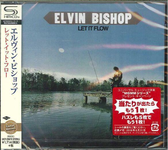 Elvin Bishop - Let It Flow (SHM-CD)
