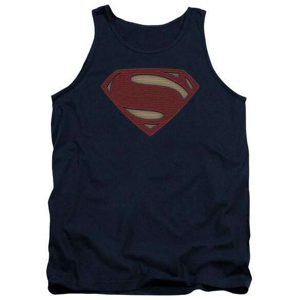Batman V Superman Super Movie Logo Adult Tank