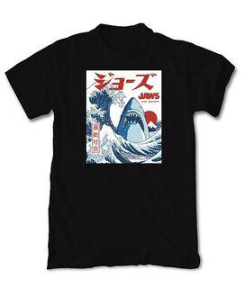 Riot Society - Jaws Kanji T-Shirt