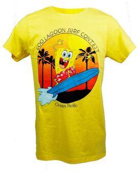 SpongeBob SquarePants Lagoon Surfing T-Shirt