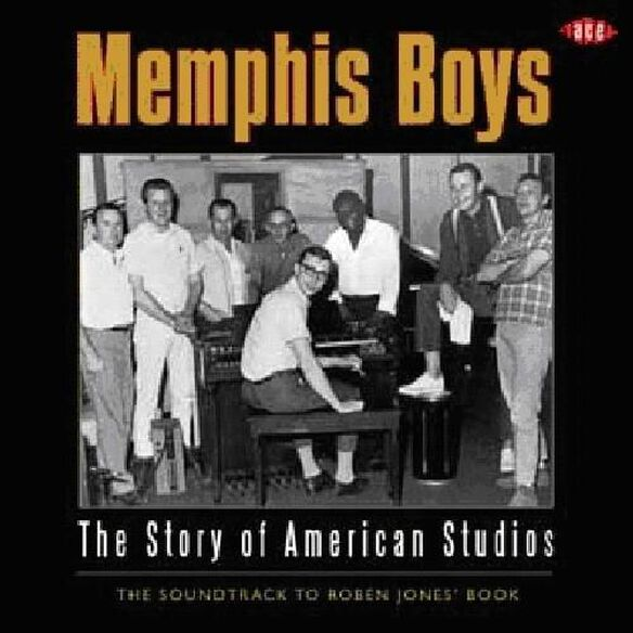 Memphis Boys: Story Of American Studios / Various