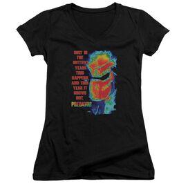 Predator Thermal Vision Junior V Neck T-Shirt