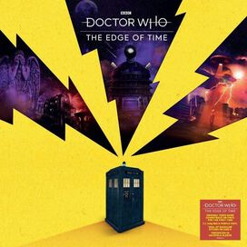 Doctor Who - Edge Of Time (Original Soundtrack) [Record Store Day Black Friday140-Gram Colored Vinyl]