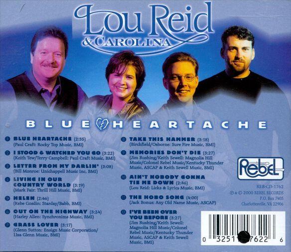 Blue Heartache 0501
