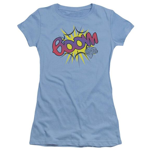 Warheads Boom Short Sleeve Junior Sheer Carolina T-Shirt