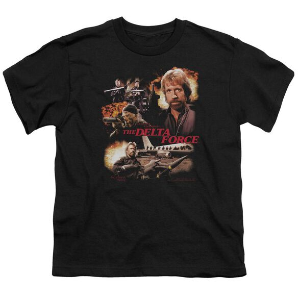 Delta Force Action Pack Short Sleeve Youth T-Shirt