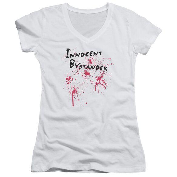 Innocent Bystander Junior V Neck T-Shirt