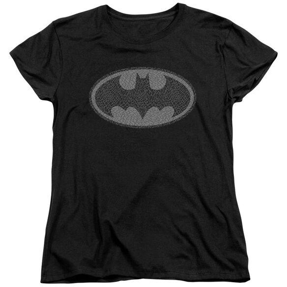 Batman Elephant Signal Short Sleeve Womens Tee T-Shirt