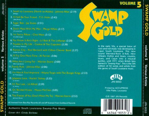 Swamp Gold 5 / Various