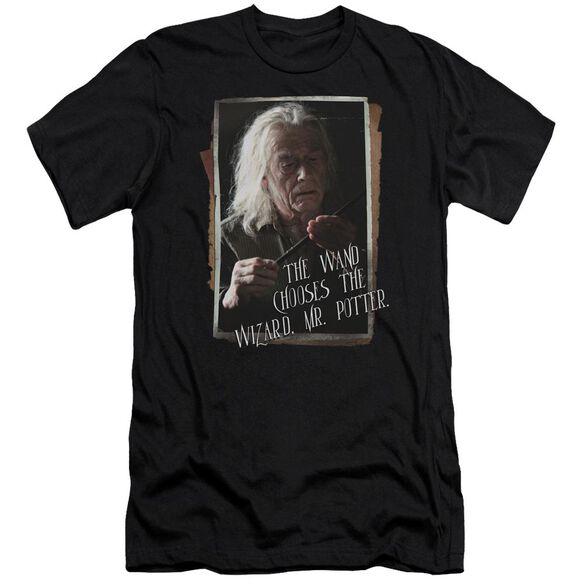 Harry Potter Olivander Hbo Short Sleeve Adult T-Shirt