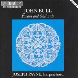 Joseph Payne - Pavans & Galliards