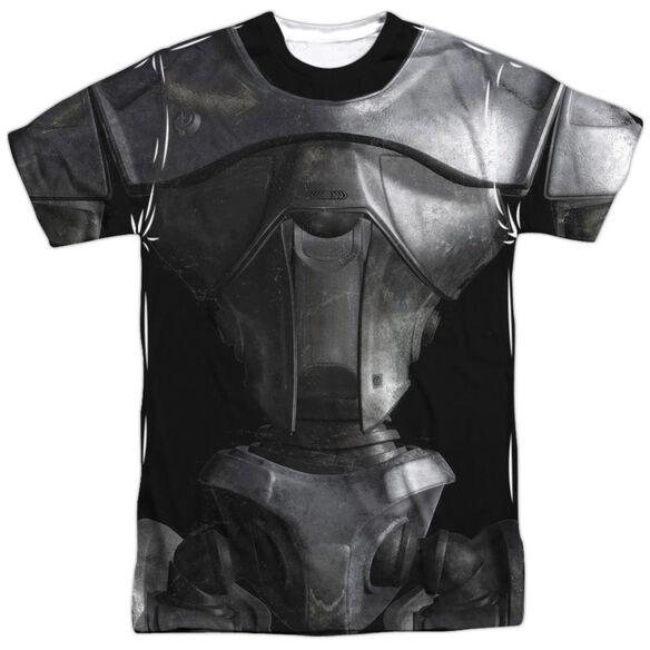 Bsg (New) New Cylon Short Sleeve Adult Poly Crew T-Shirt